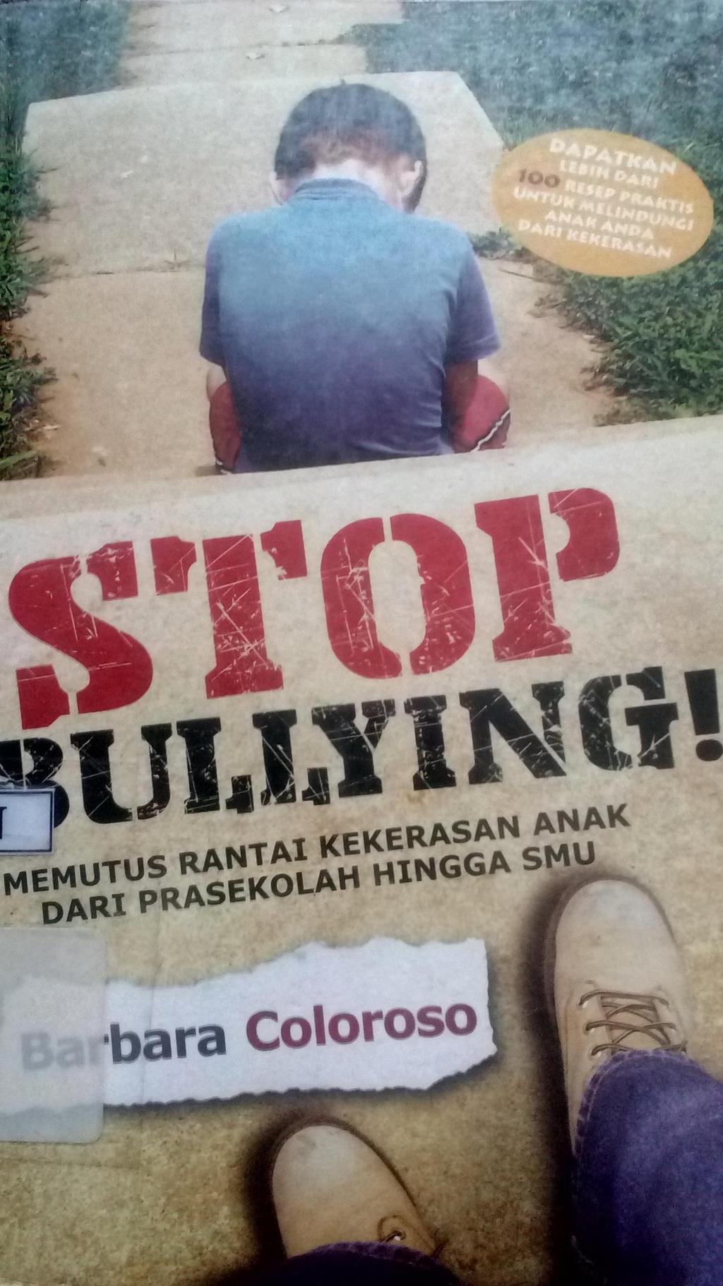 Daftar Buku untuk Topik Anti-Bullying