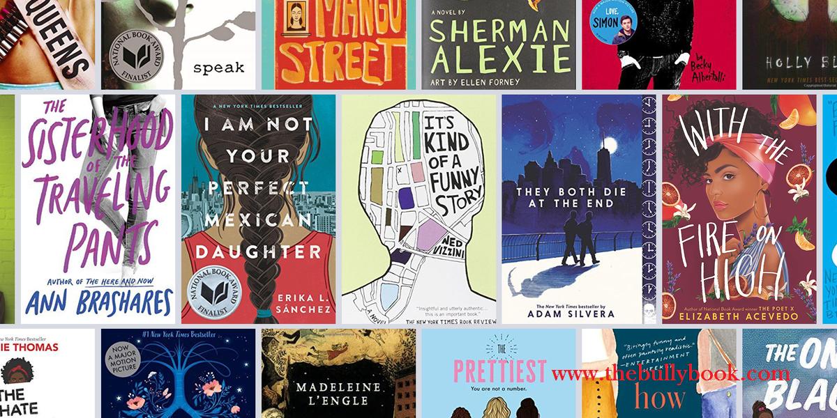 12 Buku Tentang Bullying Untuk Pembaca Muda dan Remaja