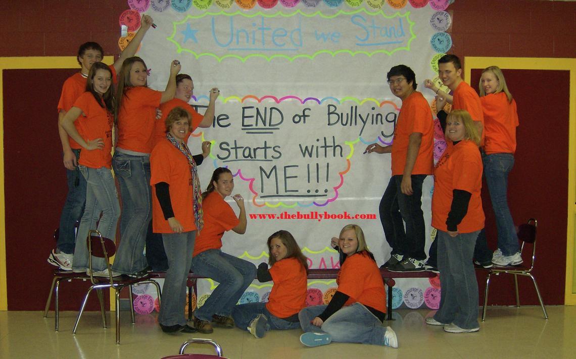 Akhir Bullying Dimulai Dari Saya: Buku-buku  Pencegahan Bullying untuk Anak Kecil