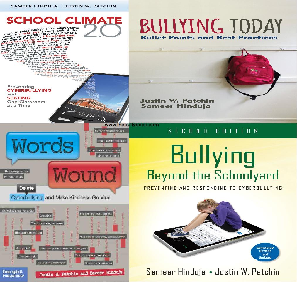 Ulasan 4 buku mengenai Bullying dan semacamnya
